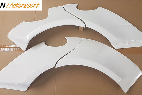 CLASSIC 90MM RECESSED ARCH FLARE KIT (4DR)