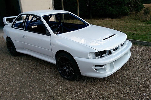 SUPERWIDE 22B 2DR BODYKIT (60mm) (Excluding Bumpers)