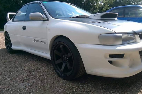 22B 4DR TO 2DR CONVERSION BODYKIT (60mm)
