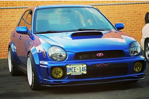 BUGEYE 60MM ARCH FLARES (ONE PIECE FRONT)