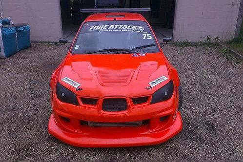 JTA Front Bumper