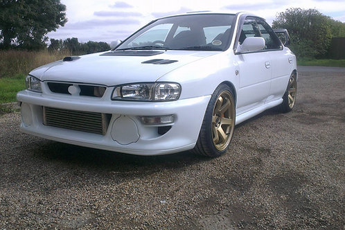 22B STYLE 4DR BODYKIT (60mm)