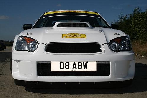 BLOBEYE WRC STYLE FRONT BUMPER
