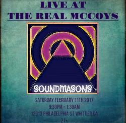 Real McCoy's February 11th, 2017