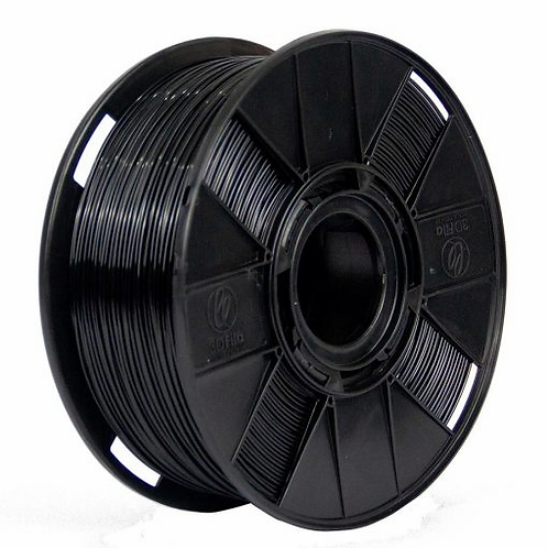 Filamento ABS Premium 3D Fila - Cor Preto Sépia  1,75mm