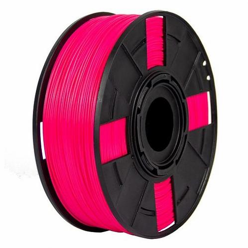 Filamento ABS Premium 3D Fila - Cor Rosa Choque  1,75mm