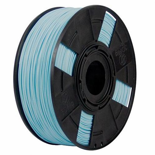 Filamento ABS Premium 3D Fila - Cor Azul bebê  1,75mm