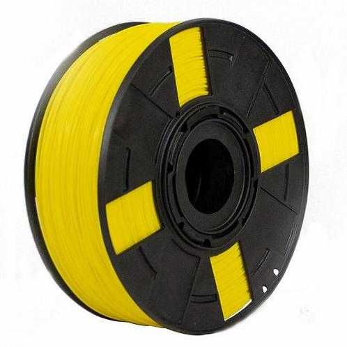 Filamento ABS Premium 3D Fila - Cor Amarelo Canário  1,75mm
