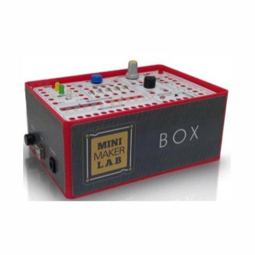 Kit BOX para Robótica - com Arduino