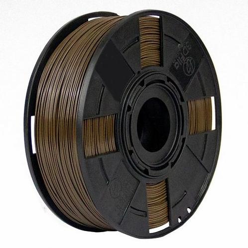 Filamento ABS Premium 3D Fila - Cor Marrom Imperador  1,75mm