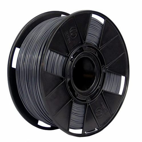 Filamento ABS Premium 3D Fila - Cor Cinza Ardósia  1,75mm