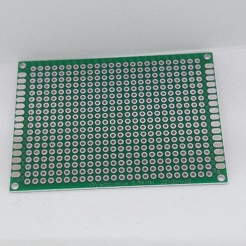 Placa de circuito PY-5cmx7cm