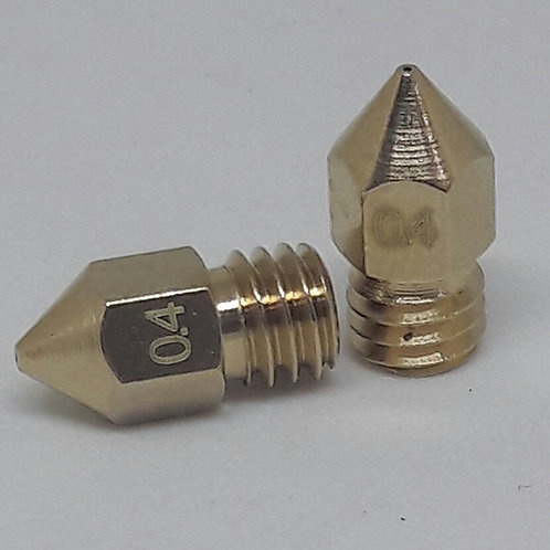 Bico impressora 3D mk8 - 0.4mm - 1.75 (2 un)