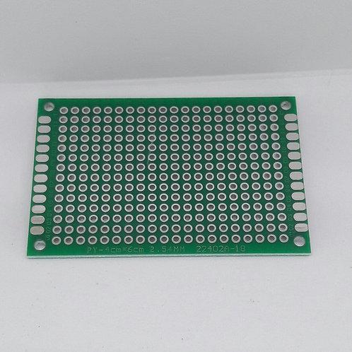 Placa de circuito PY-4cmx6cm
