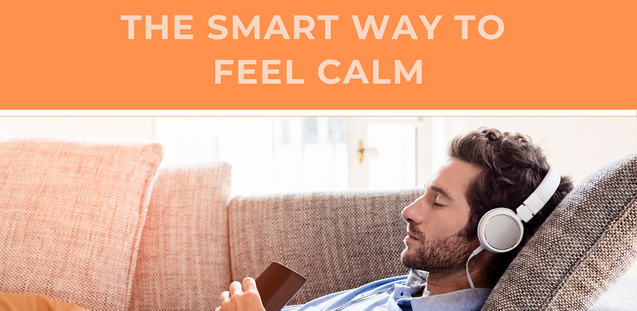 The Smart Way to Feel Calm Audios
