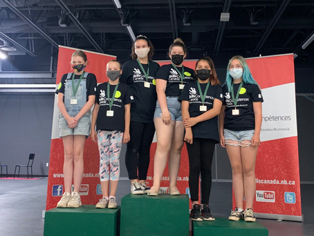Maplehurst Middle School Students Compete To Earn A Spot On The Podium /