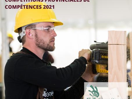 2021 Skills Canada New Brunswick Provincial Competitions