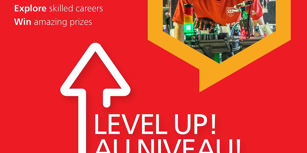 Level Up! / Au Niveau!