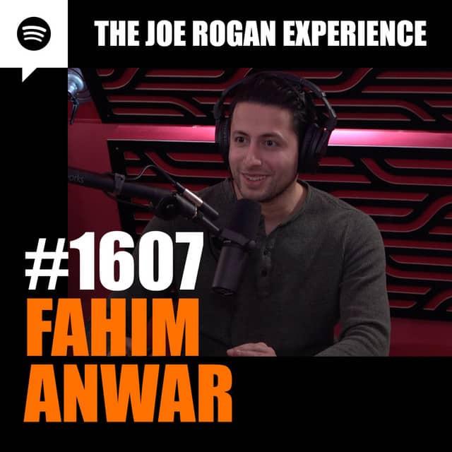 Joe Rogan Experience #1607 Fahim Anwar