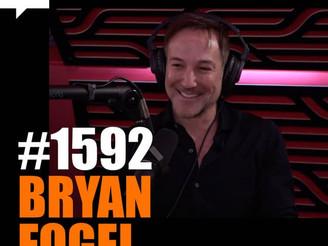Joe Rogan Experience - #1592: Bryan Fogel