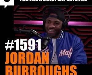 Joe Rogan Experience - #1591: Jordan Burroughs