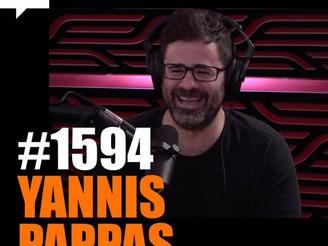 Joe Rogan Experience - 1594: Yannis Pappas