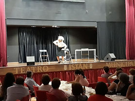 Teatro EnCuestion, Teatro Social