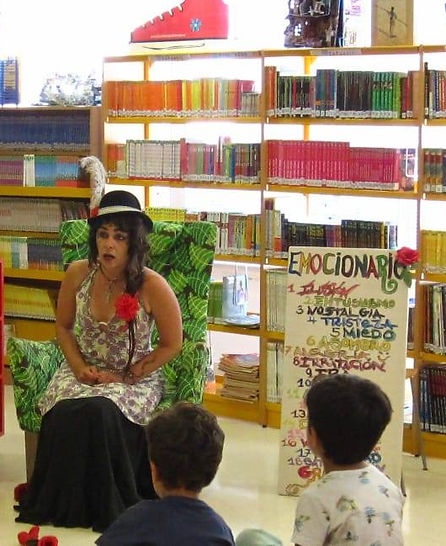 Teatro infantil Malaga Teatro enCuestión