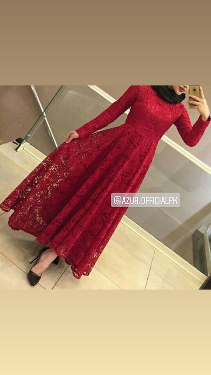 Red net maxi