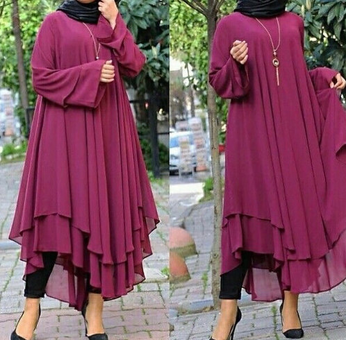 Double Layer Frock