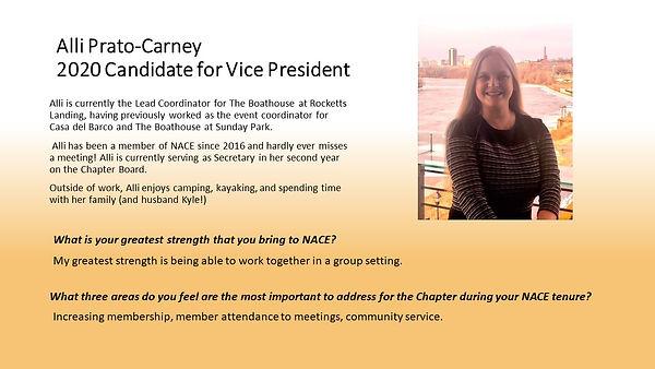 VP Candidate Alli Prato-Carney.JPG