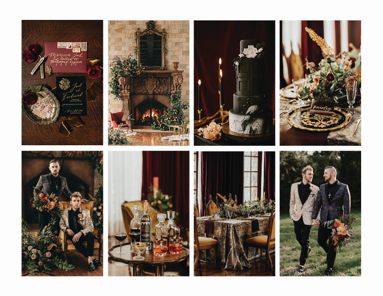 Best Styled Shoot