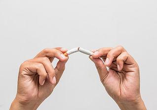 Raucher-Entwöhnung