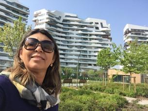 Milão outside
