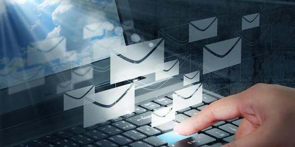 E-mails em excesso