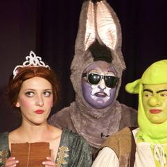 Fiona, Shrek The Musical 2015