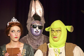 Fiona, Shrek The Musical 2015