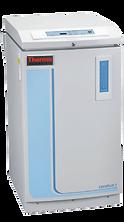 Thermo liquid nitrogen storage, front view in the Blind Lab, Ray Blind Vanderbilt
