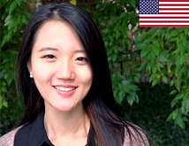 Image of Phoebe Ahn, Undergraduate Researcher at Vanderbilt University in the Blind Lab
