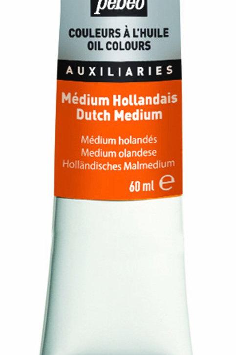 Pebeo Medium Dutch Transparent - 60ml