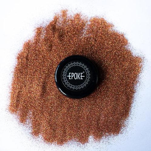 Epoke Orange Holographic Glitter (G26) Fine - 15g