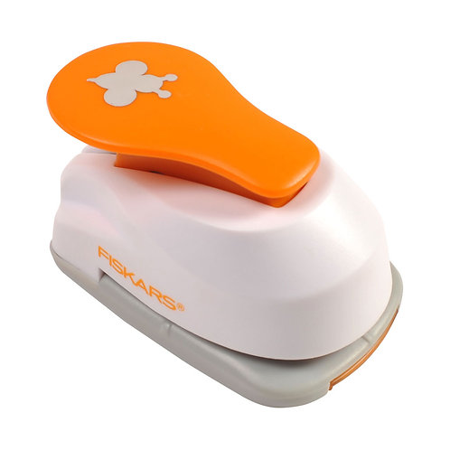 Fiskars Lever Punch Small - Bee