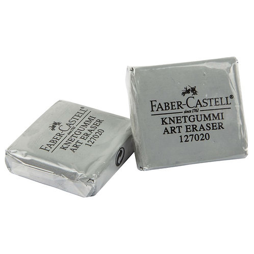 Faber-Castell Kneadable Eraser - Pack of 2