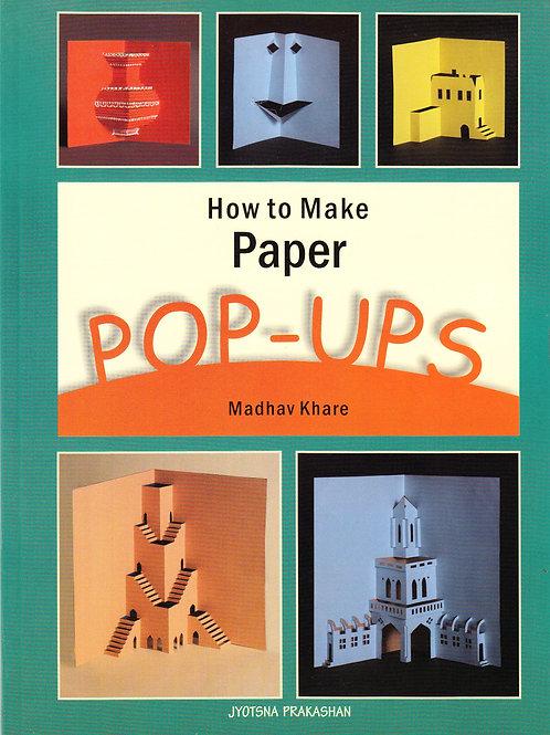 Paper Pop-Ups Book