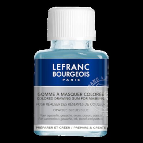 Lefranc Bourgeois Coloured Masking Fluid - 75ml