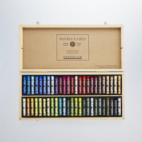 Sennelier Extra Soft Pastel Assorted - Set of 50