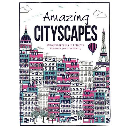 Igloo Books - Amazing Cityscapes
