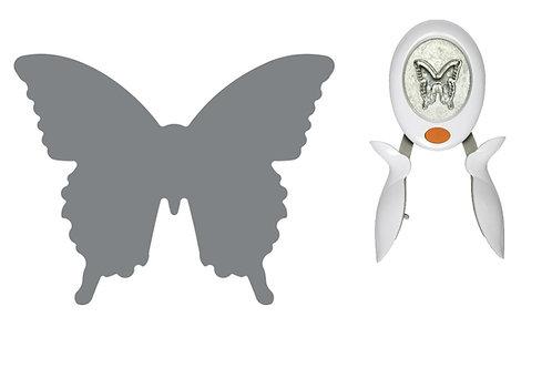 Fiskars Squeeze Punch L - Butterfly