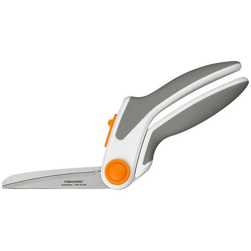 Fiskars Easy Action Softouch Scissors
