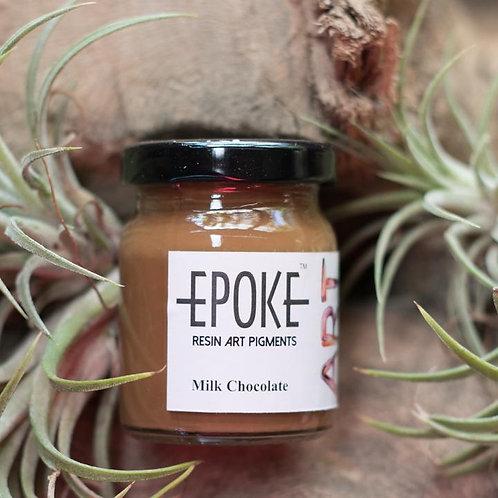 Epoke Art Pigment Paste Milk Chocolate Opaque - 75g